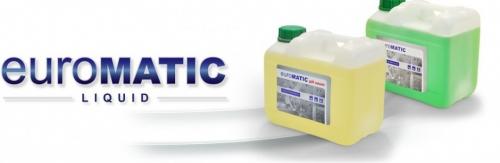 euroMATIC ph neutral - Der hochaktive Kalkbinder für die thermische Desinfektion mit 2-fach Wirkung.