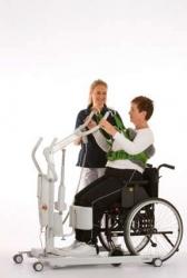 Ideal im Bereich Homecare: Aufstehhilfe Sabina 200 incl. 1 Aufrichtgurt