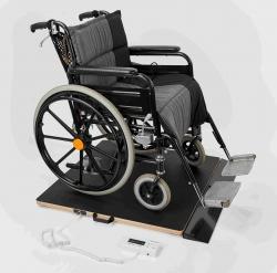 Rollstuhlwaage RW15  (nicht geeicht)